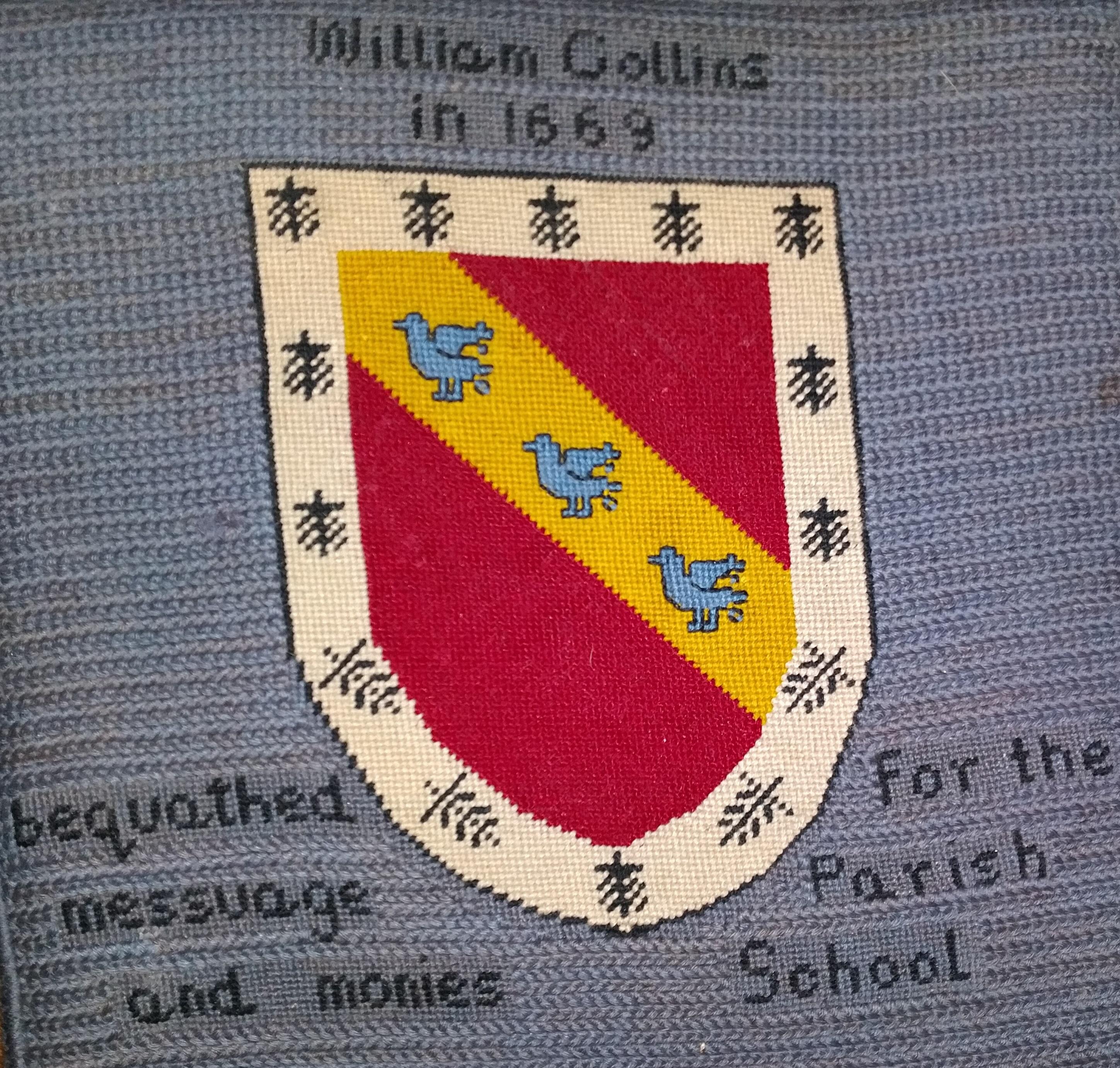 william collins crest